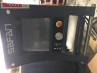 CNC Ohraňovací lis SAFAN H-BRAKE 170-4100 TS1 255113