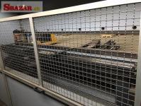 CNC Ohraňovací lis SAFAN H-BRAKE 170-4100 TS1 255114