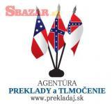 Agentúra Preklady a Tlmočenie