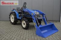 Ise.ki Sia.l 21cFcV, 4x4,  traktor 255863