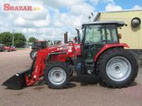 traktor Mass.ey-Fe.rguson 46c10c s čelním naklad 255865