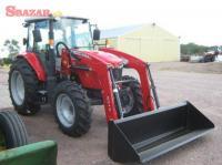 traktor Mass.ey-Fe.rguson 46c10c s čelním naklad 255866