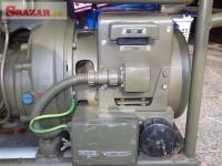 Vojenská prenosná elektrocentrála 230V