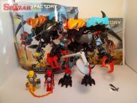 Lego Hero Factory, Chima, Bionicle 256880