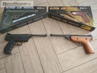 Vzduchová , lámacia pištoľ Kandar ,cal.5,5mm a 256883