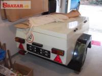 KEMPIK batožinový prívesný vozík 257637