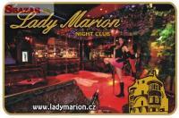 Night club Lady Marion v Brně a v Karlových Vare