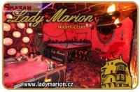 Night club Lady Marion v Brně a v Karlových Vare 258123
