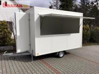 Pojazdna predajna (bufet) Nové gastro prives
