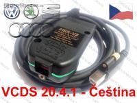2020 HEX-V2 VCDS VAG-COM 20.4.1 CZ HEX-CAN OBD II