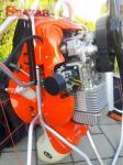 Motorová krosna na paragliding NIRVANA RODEO 259600
