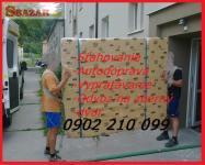 ŽARNOVICA Sťahovanie  Vypratávanie bytu 259887