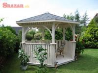 Zahradní altány - montáž zdarma po celé SR 260121