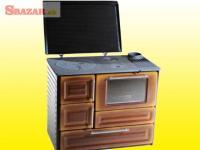 Nový kuchynský sporák z liatiny na drevo 260144