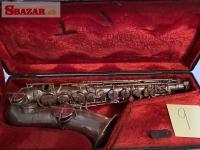 Saxofon Alt Martin USA strieborny