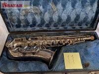 Saxofon Alt Classic D/Lux Strieborny 260244