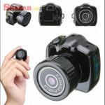 Mini videokamera - Ultramini kamera Spycam full HD 260316