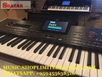 Predaj nová Korg Pa4X, Motif XF8, Roland Fantom-X