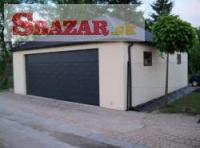 Montovaná garáž + omítka - celá SR 260452