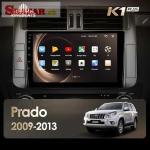 Radio android Toyota Land Cruiser Prado 120 2004-2 260469