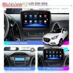 Radio android Hyundai Tucson ix35 2011-2014 IX45 S