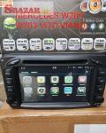 2din autoradio android Mercedes-Benz / CLK / W209