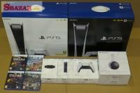 SONY PLAYSTATION 5 DISC VERSION BUNDLE W/ EXTRA CO 261369