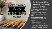 Kurz AKCE MADEROTERAPIA online!