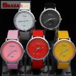 Elegantné hodinky v pastelových farbách