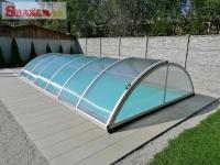 Obloukové zastrešenie na bazén 261638