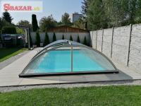 Obloukové zastrešenie na bazén 261639