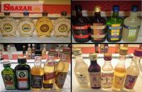 minilahvičky / lahve s alkoholem 262203