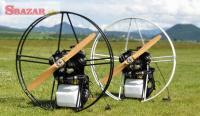 Úplne nová a výkonná paraglidingová krosna