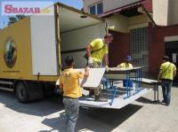 Sťahovanie Zlaté Moravce 0902 706 193 odvoz odpa