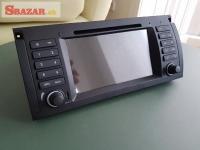 2din radio android BMW E39/E38/ E53 X5