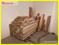 Vypratávanie, odvoz starého nábytku, postelí
