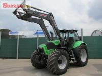 Deut.z-Fa.hr A.grotron TTV 63c0S  Traktor  2011