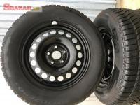Nová zimní sada kol r16 5x112,pneu 215/65/16