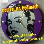Darcek pre oslavenca- jeho portret