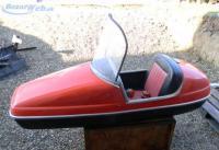 Sidecara Velorex 562 , Jawa