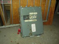 Ističová skrinka a panel