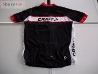 Cyklistický cyklo dres CRAFT červeno/černý NEN - PROFIBAZAR sk