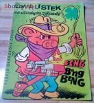 komiks Čtyřlístek 57493