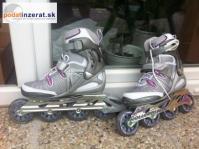 Predám nové dámske korčule-Rollerblade spark t