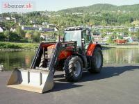 Massey Ferguson 6465 traktor