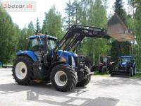 New Holland T8030  traktor