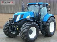 New Holland 7050 traktor