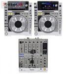 CDJ-1000 MK3 + DJM-800 Mixer Package