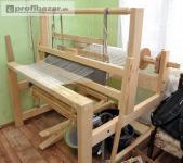 Predám nový tkáčsky stroj (krosná) na výrobu