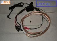 Ultra mini spy slúchadlo spionážne slúchatko t